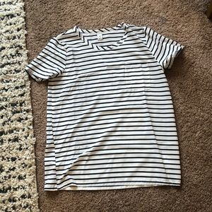 Striped old navy blouse